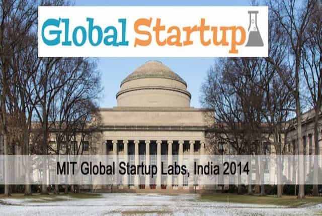 Massachusetts Institute of Technology- Global start-up labs