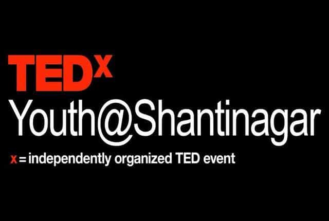 TEDx Youth at Shantinagar