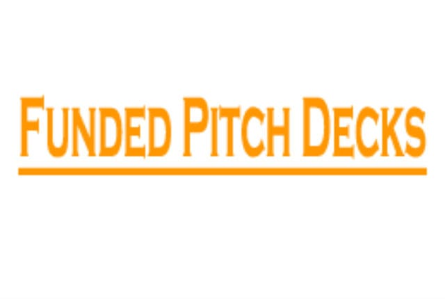 Funded Pitch Decks